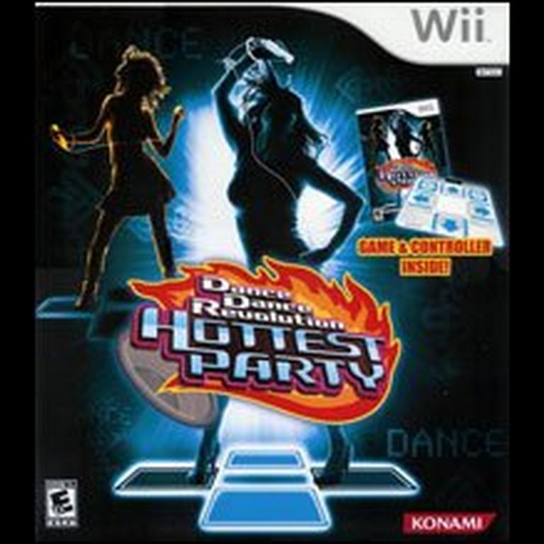 Dance Dance Revolution: Hottest Party (Game Only)