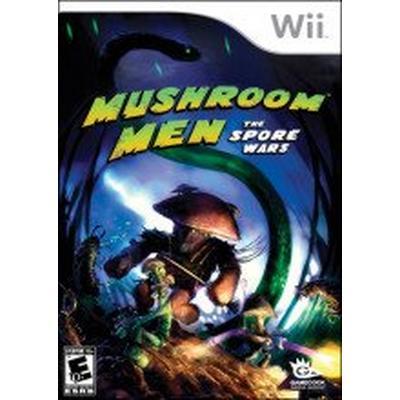 Mushroom Men: Spore Wars