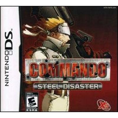 Commando Steel Disaster