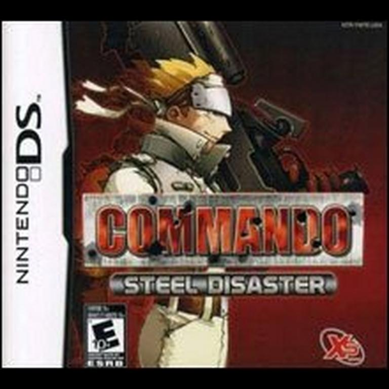 Commando Steel Disaster