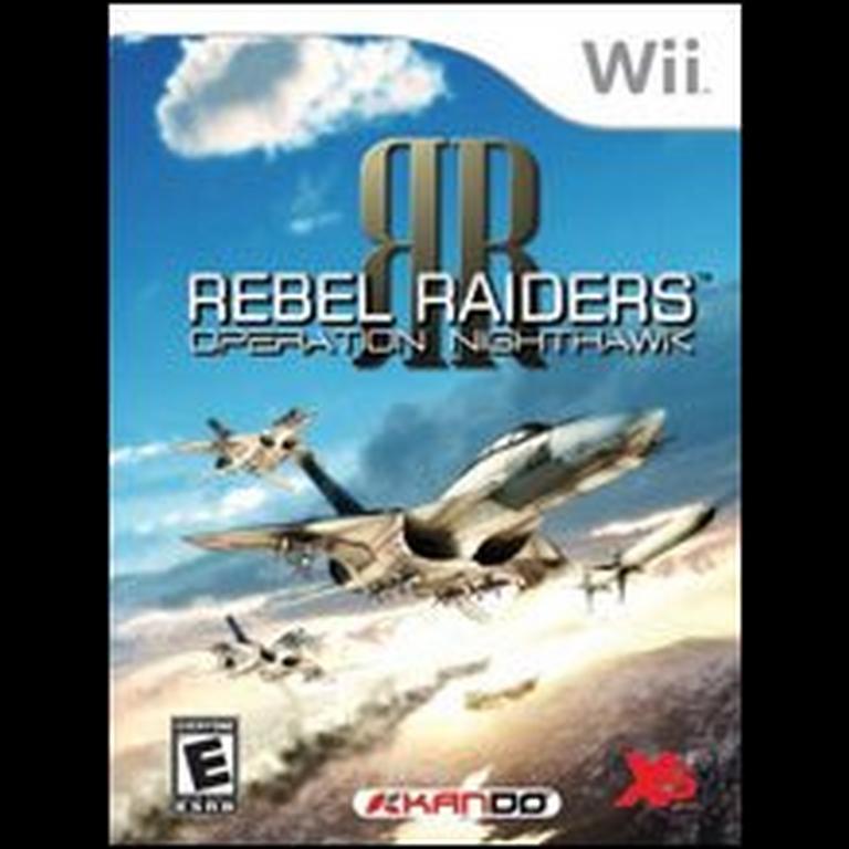 Rebel Raiders