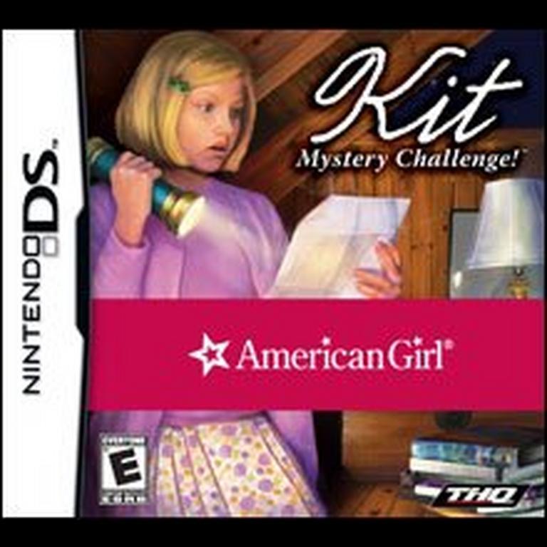 American Girl: Kit Mystery Challenge