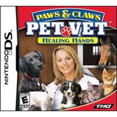 Paws and Claws Pet: Healing Hands