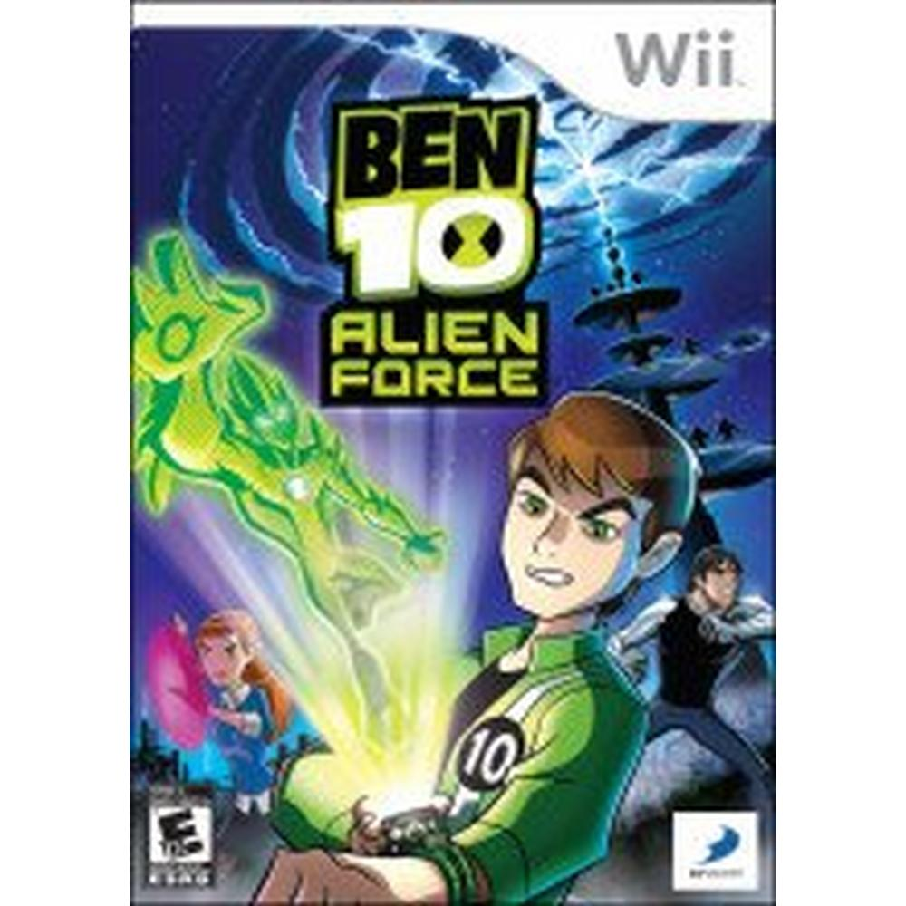 Ben 10: Alien Force   Nintendo Wii   GameStop