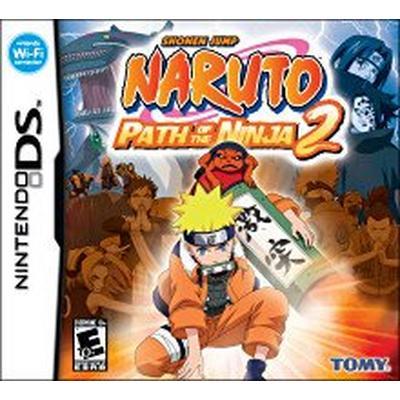 Naruto: Path of Ninja 2