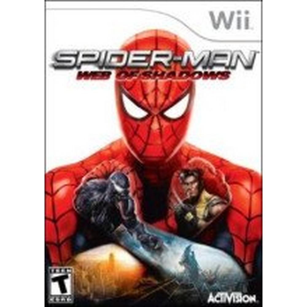 Spider-Man: Web of Shadows | Nintendo Wii | GameStop