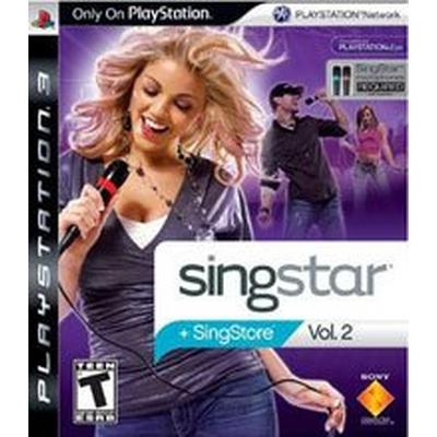 SingStar Vol 2 - Game Only