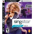 SingStar Vol 2 - Game Only