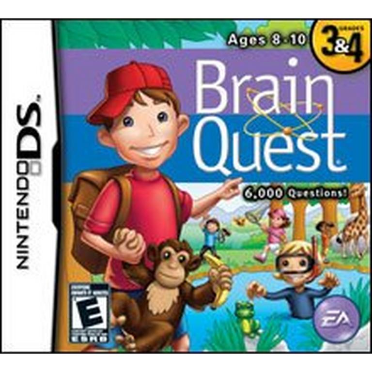 Brain Quest Grades 3 and 4