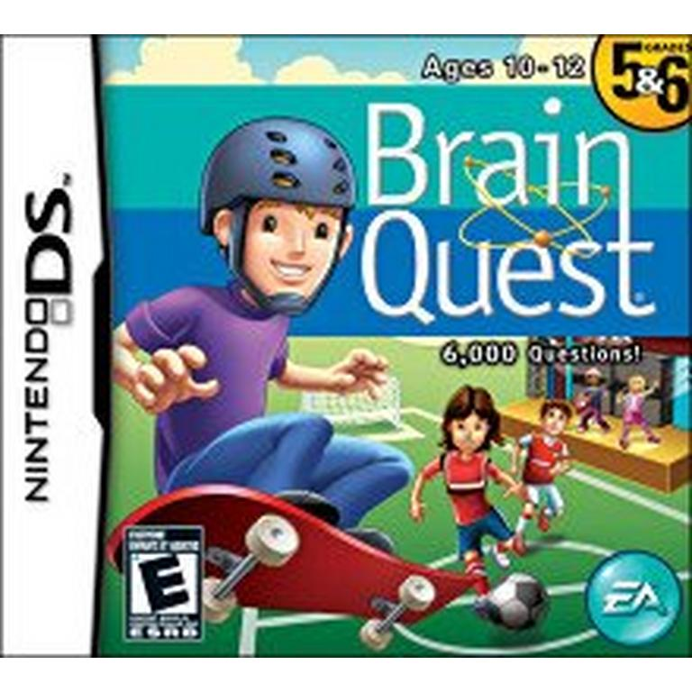 Brain Quest Grades 5 and 6