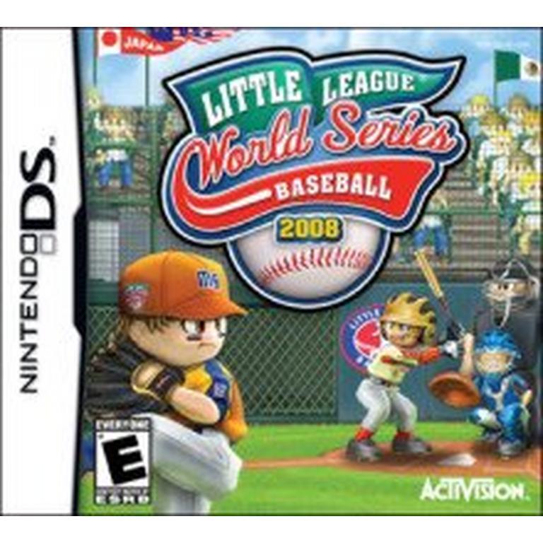 Little League World Series Baseball 2008