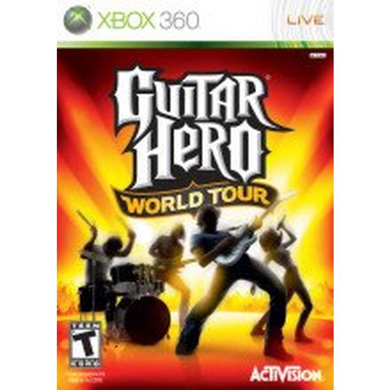 Guitar Hero World Tour (Game Only)