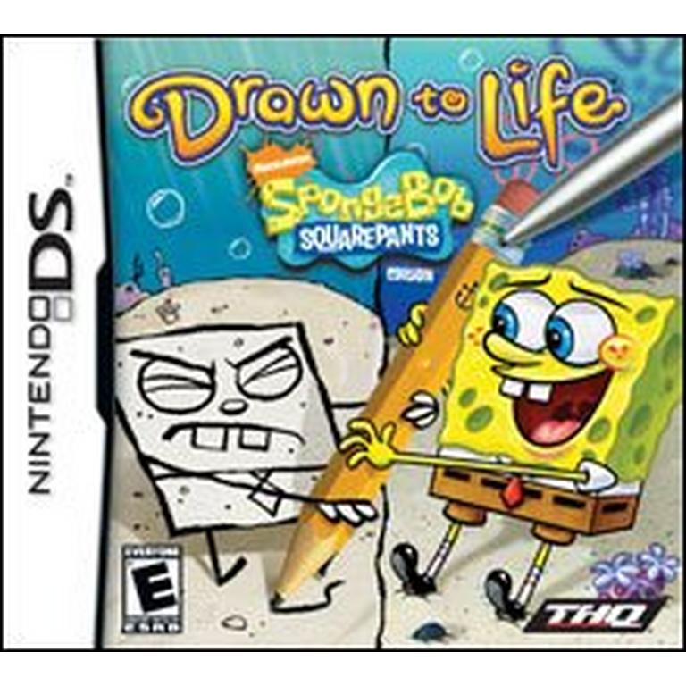 Drawn to Life: SpongeBob SquarePants Edition