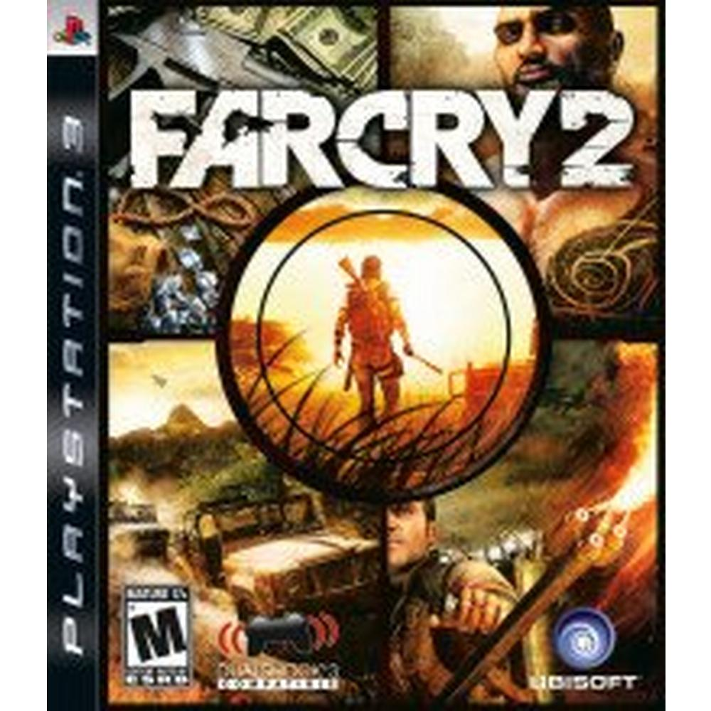 Far Cry 2 Playstation 3 Gamestop
