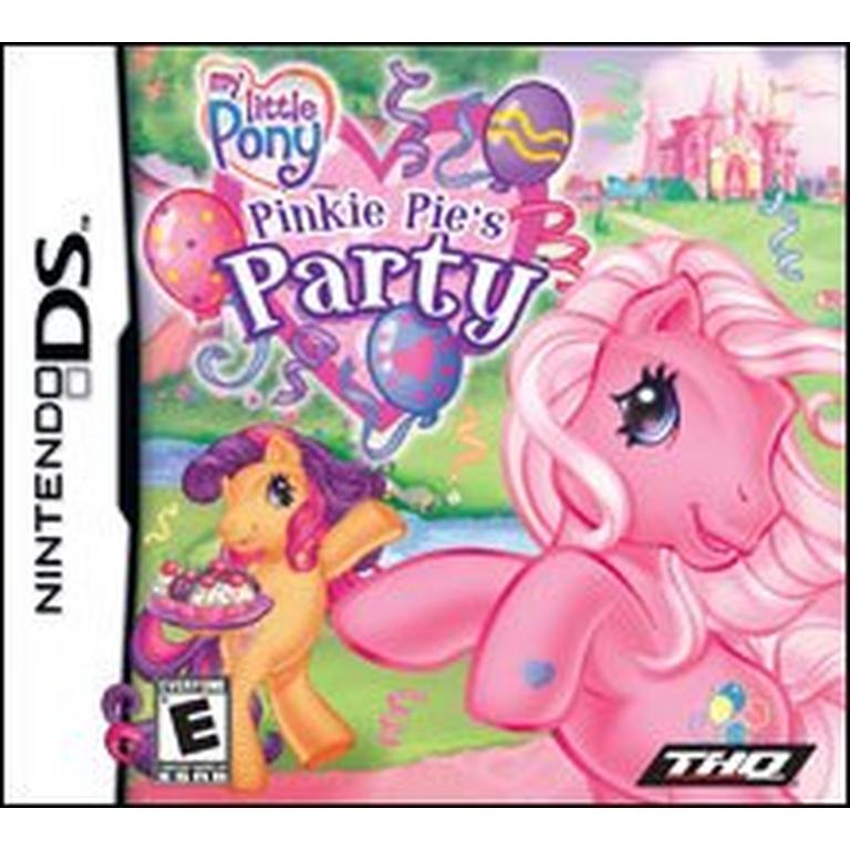 My Little Pony Pinkie Pie's Party
