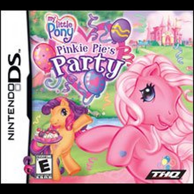 My Little Pony Pinkie Pie's Party
