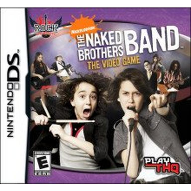 Rock University Presents: The Naked Brothers Band The Game