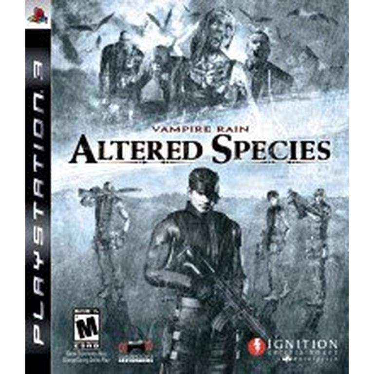 Vampire Rain: Altered Species