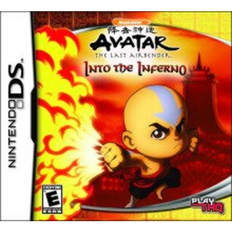 Avatar: The Last Airbender: Into the Inferno