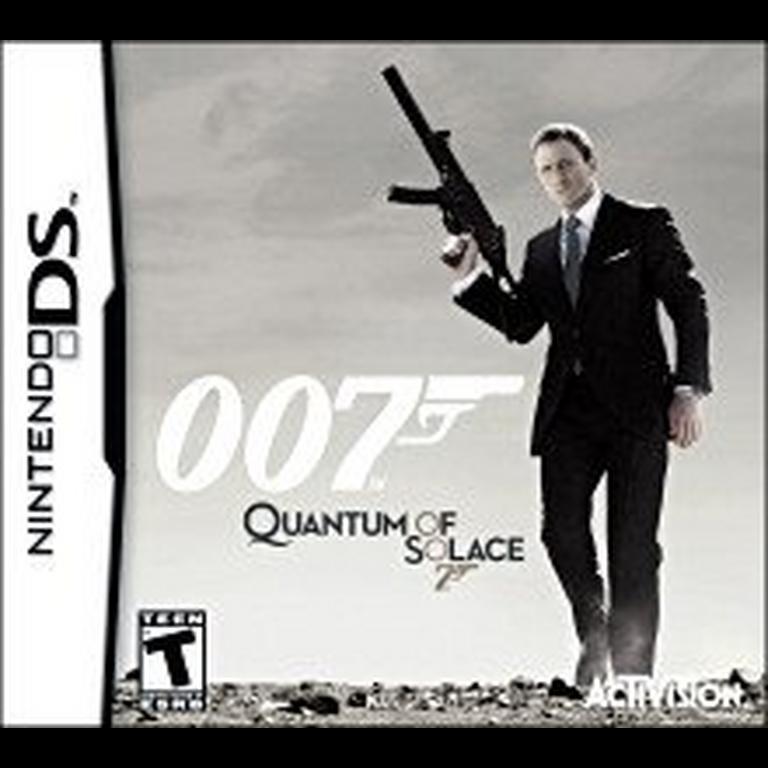 James Bond 007: Quantum of Solace