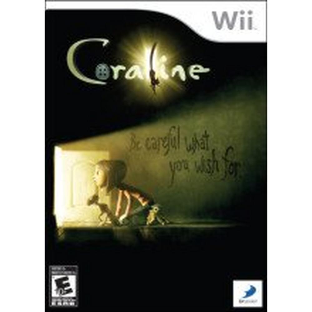 Coraline Nintendo Wii Gamestop