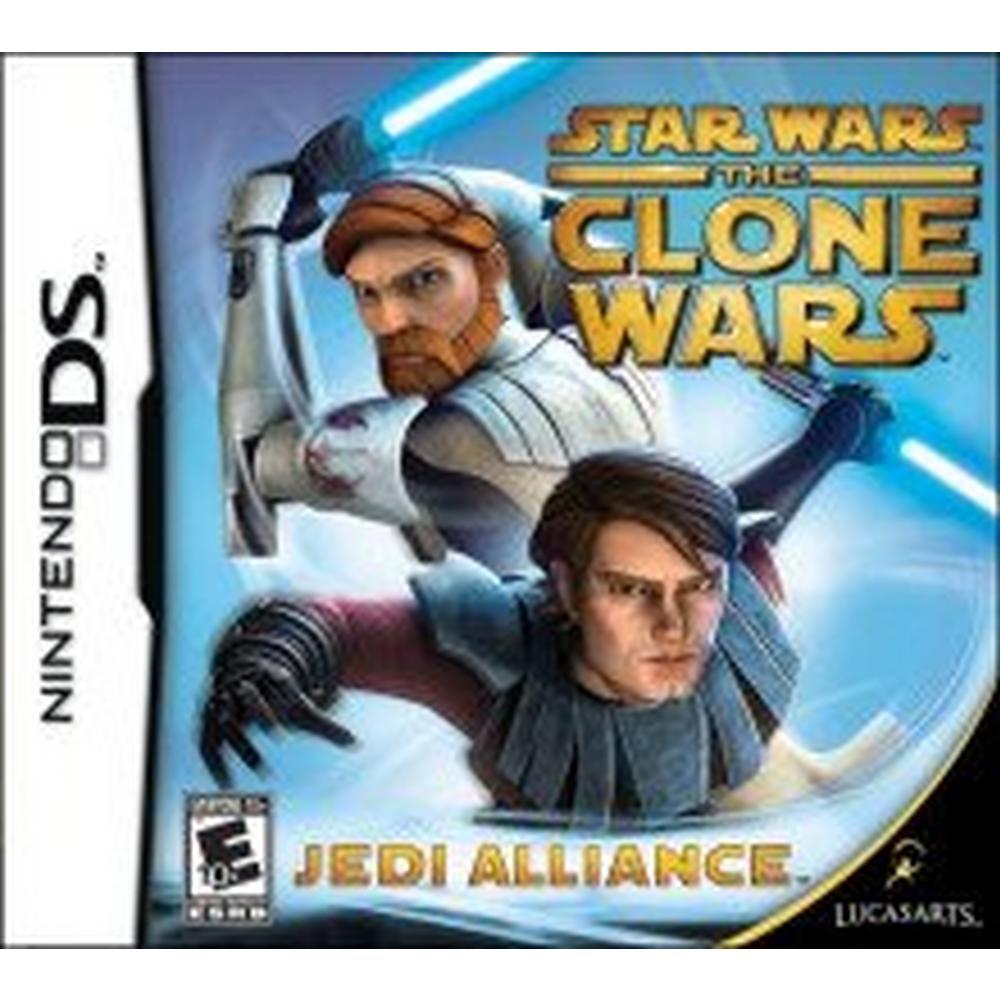 Star Wars Clone Wars: Jedi Alliance | Nintendo DS | GameStop
