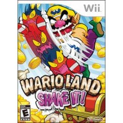 Wario Land: Shake It