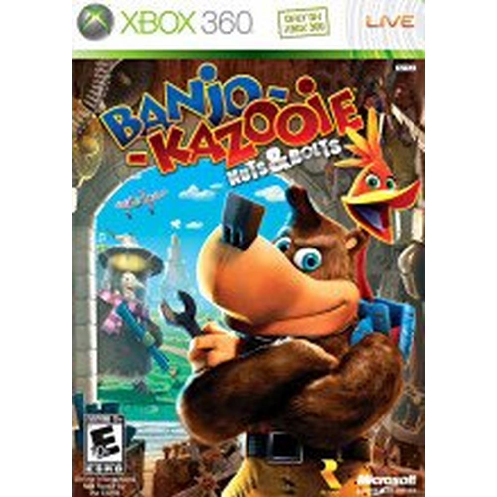 Banjo Kazooie: Nuts and Bolts | Xbox 360 | GameStop