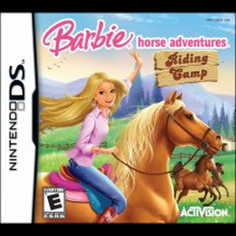 Barbie Horse Adventures: Riding Camp