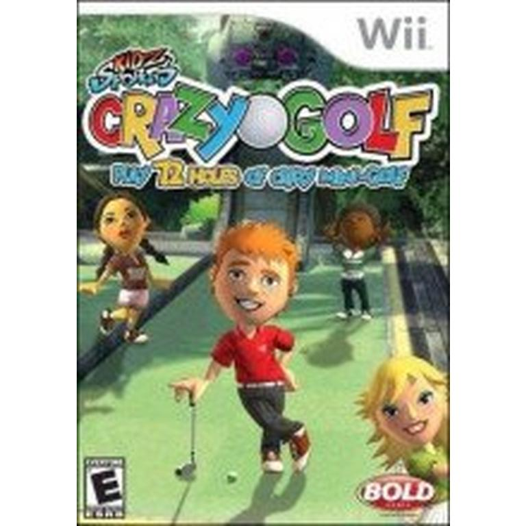 Kidz Sports: Crazy Golf