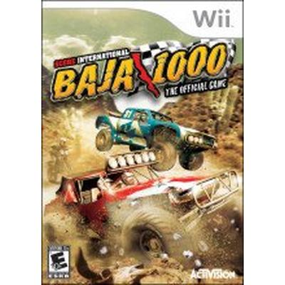 Baja 1000: Score International