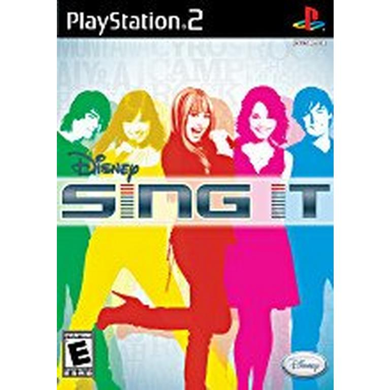 Sing It Bundle with mic