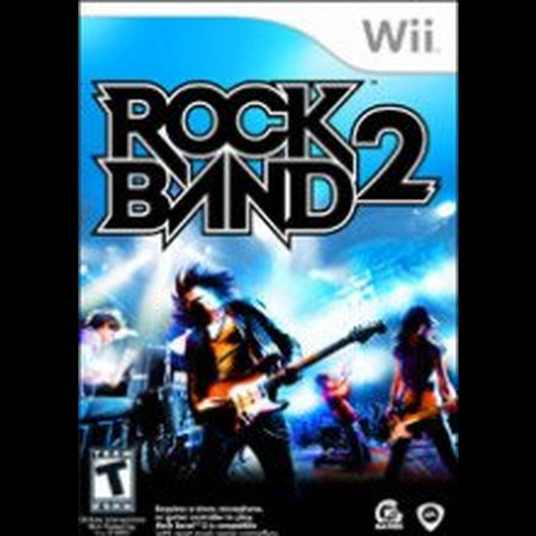 Rock Band 2 - Game Only