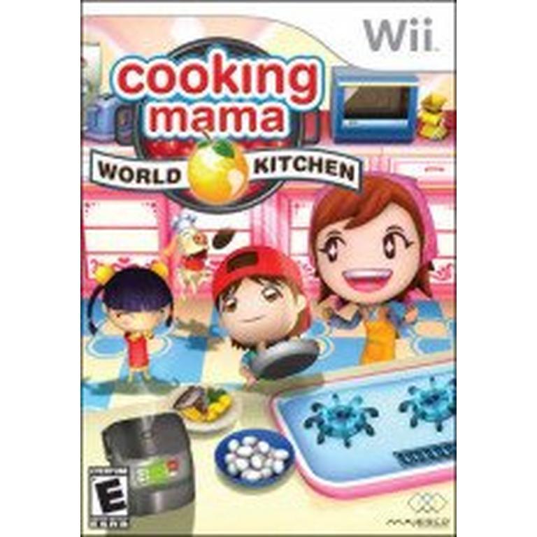 Cooking Mama World Kitchen