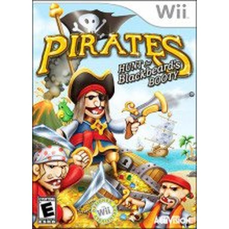 Pirates: Hunt for Black Beard's Booty