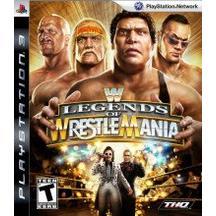 Wwe Legends Of Wrestlemania Playstation 3 Gamestop