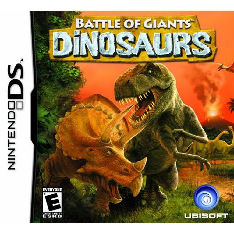 Battle of Giants: Dinosaurs