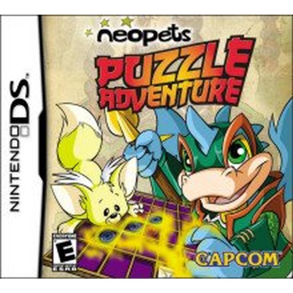Neopets Puzzle Adventure | Nintendo DS | GameStop