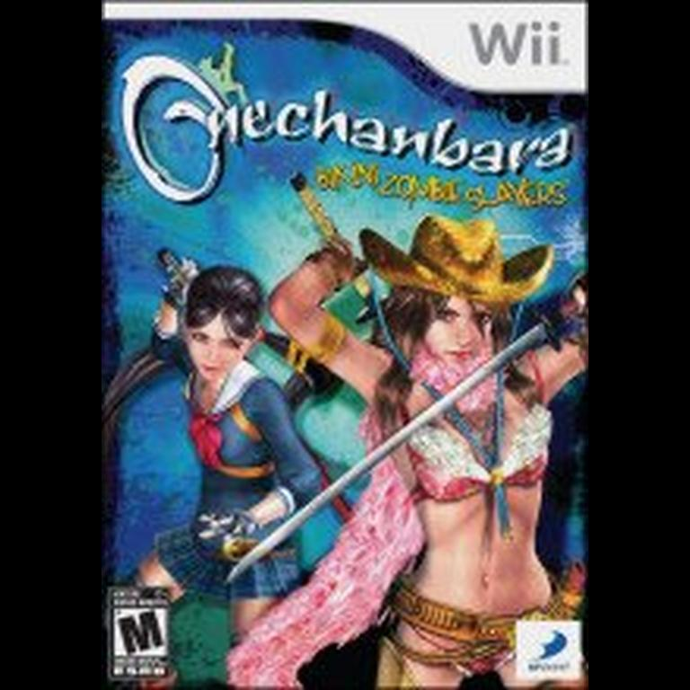 Onechanbara Bikini Zombie Slayers Nintendo Wii Gamestop