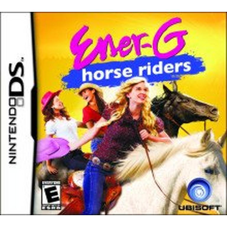 Ener-G: Horse Rider