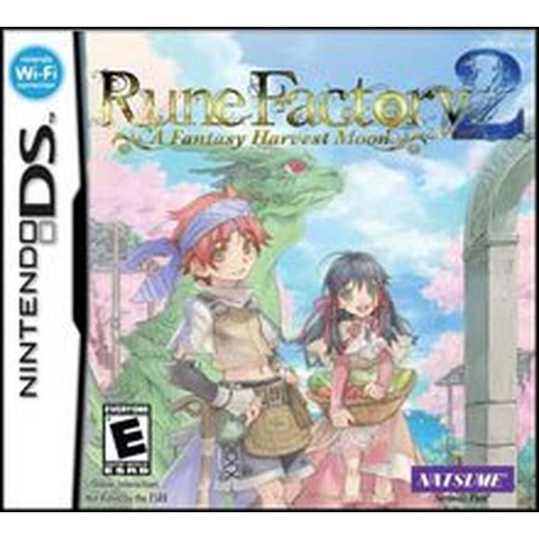 Rune Factory 2: Fantasy Harvest Moon