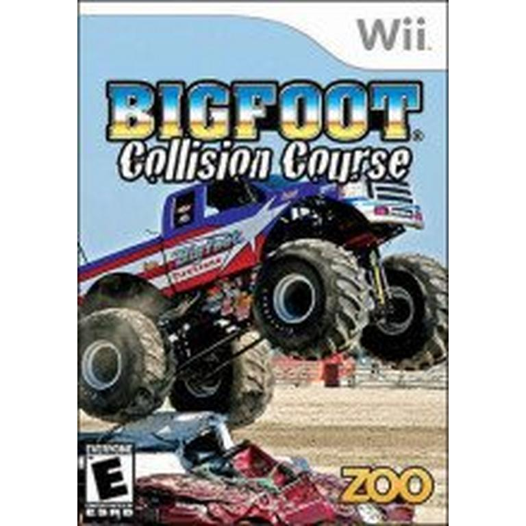 Bigfoot: Collision Courses
