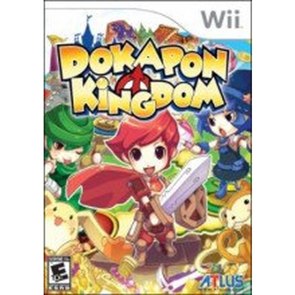 dokapon kingdom accessories
