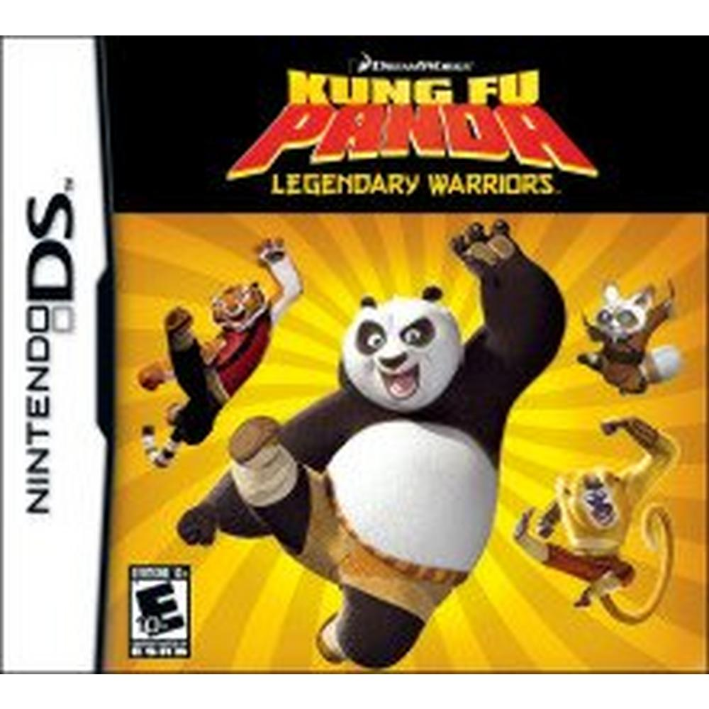 Kung Fu Panda Kids T-Shirt Dragon Warrior Royal Heather Tee