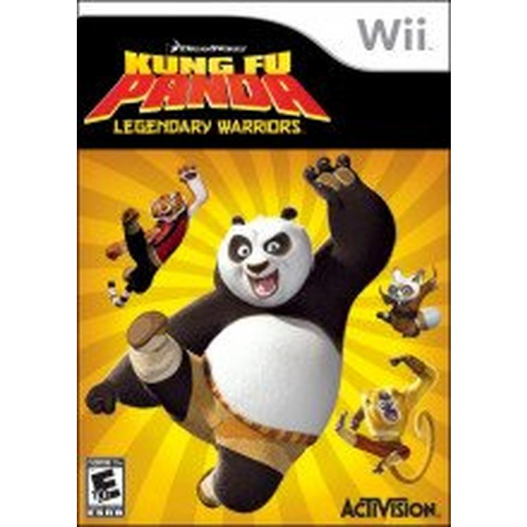 Kung Fu Panda: Legendary Warriors