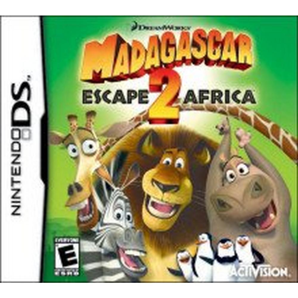 Madagascar: Escape 2 Africa | Nintendo DS | GameStop
