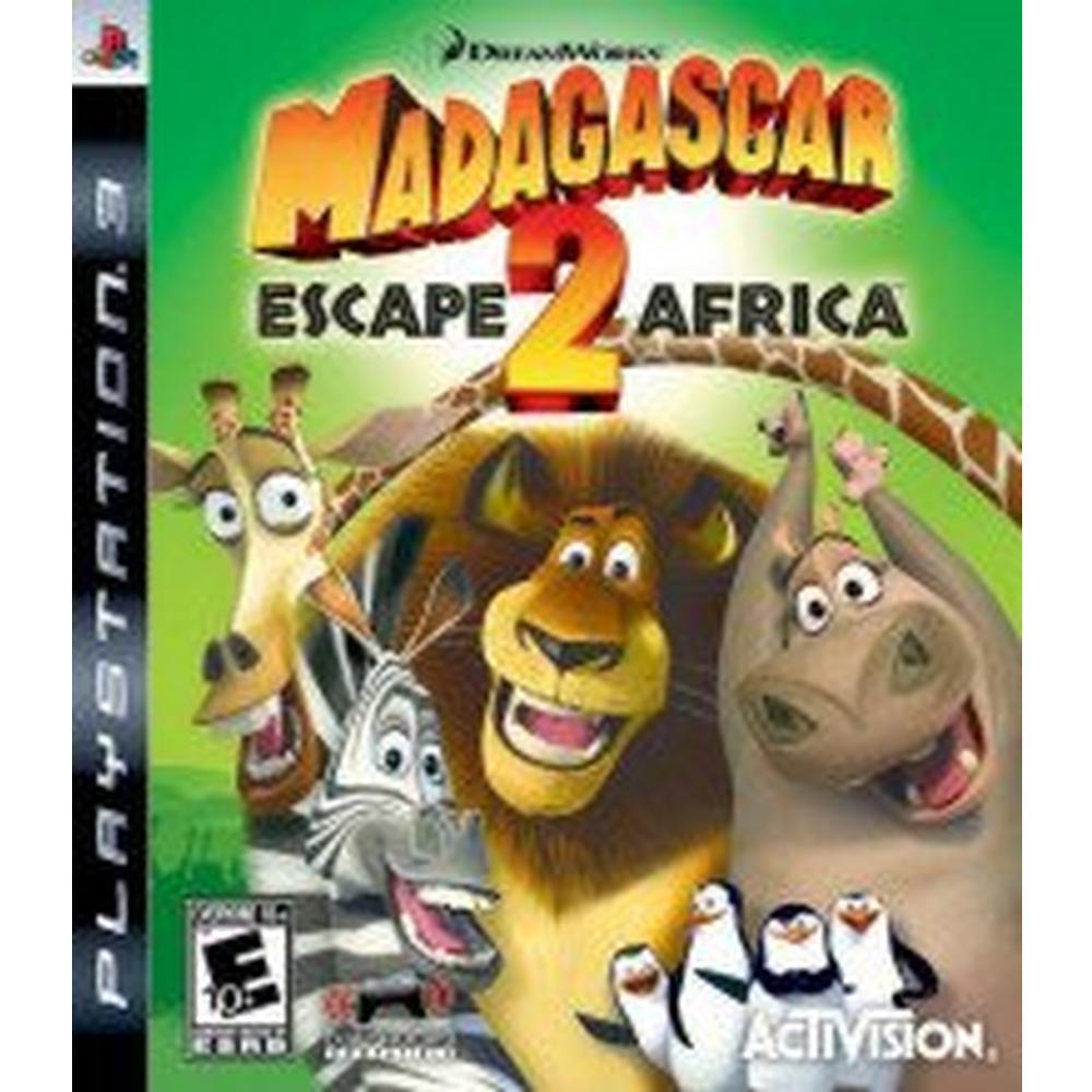 Madagascar: Escape 2 Africa   PlayStation 3   GameStop