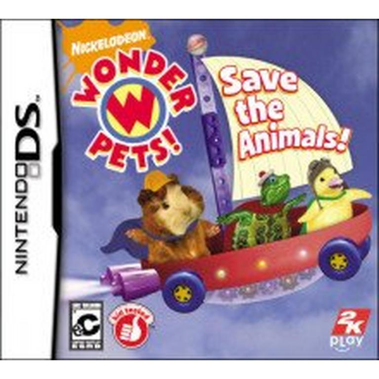 The Wonder Pets: Save the Animals