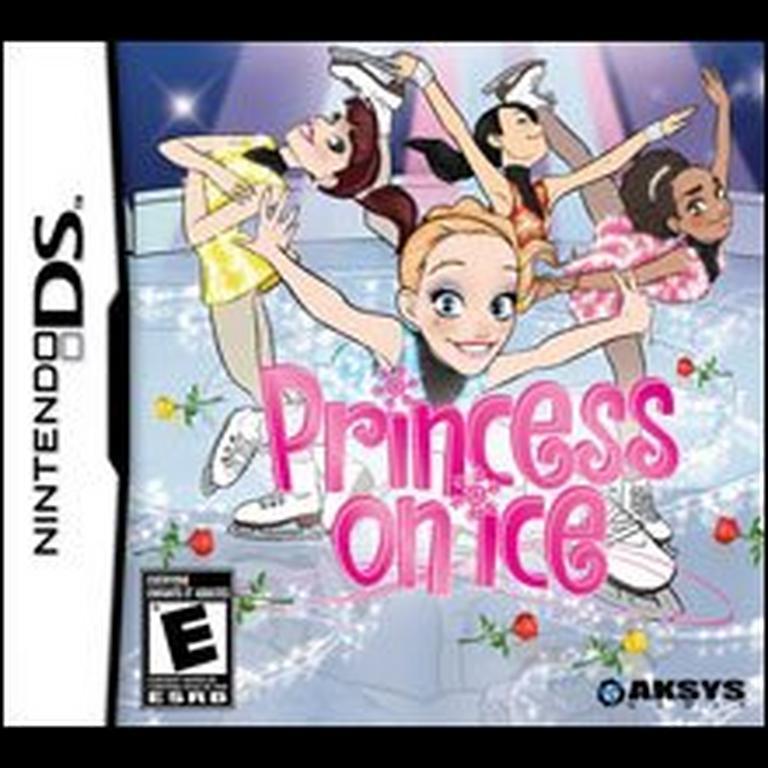 Princess on Ice