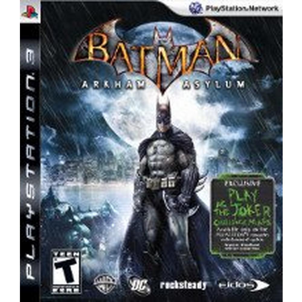 Batman: Arkham Asylum | PlayStation 3 | GameStop